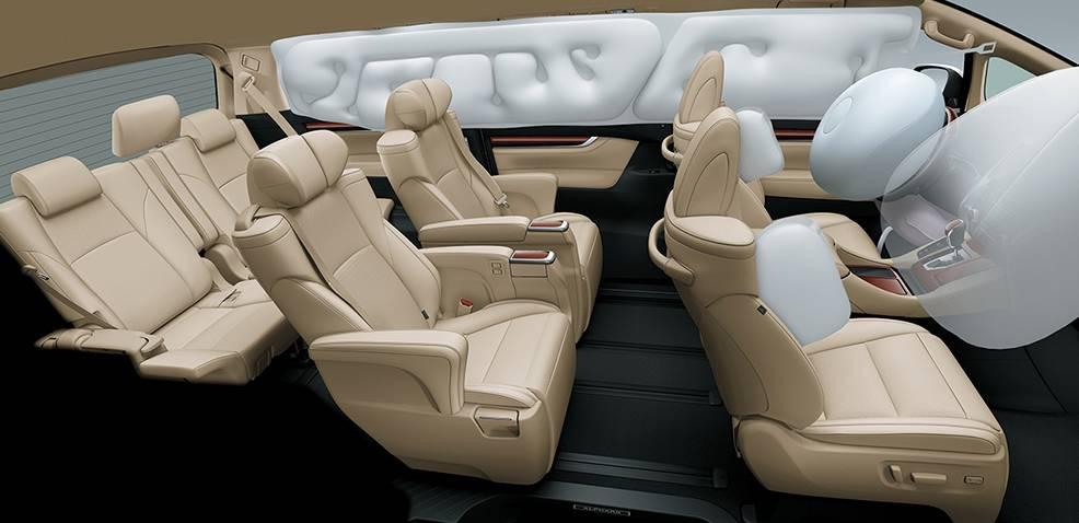 Alphard luxury